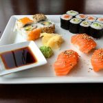私は妊婦、だけどどーしてもお寿司が食べたくて。