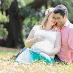 妊娠後期、35週の変化。つわりの再発と旦那さんの支え